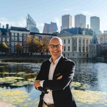 Joost Verbaas, aankoopmakelaar en verkoopmakelaar in Den Haag