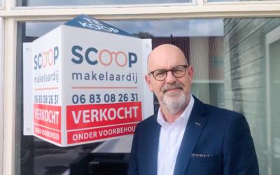 SCOOP makelaardij bestaat 2 jaar!